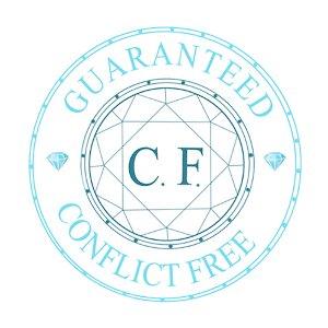conflict free logo