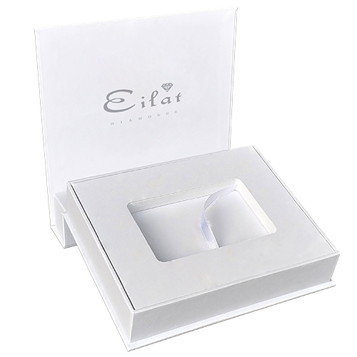"Regalo Diamante ""Bianco"" Battesimo 